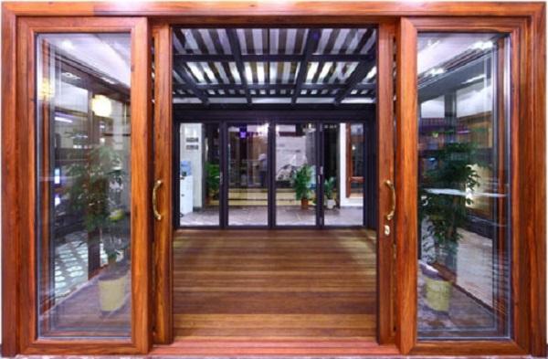 Báo Giá Cửa Nhôm Xingfa Giả Gỗ - Top 20 Mẫu cửa Nhôm đẹp 2021