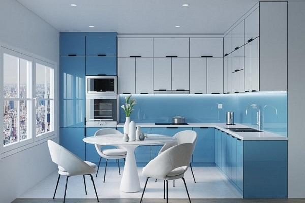 20+ Mẫu tủ bếp nhôm đẹp, chất lượng cao, giá tốt năm 2021