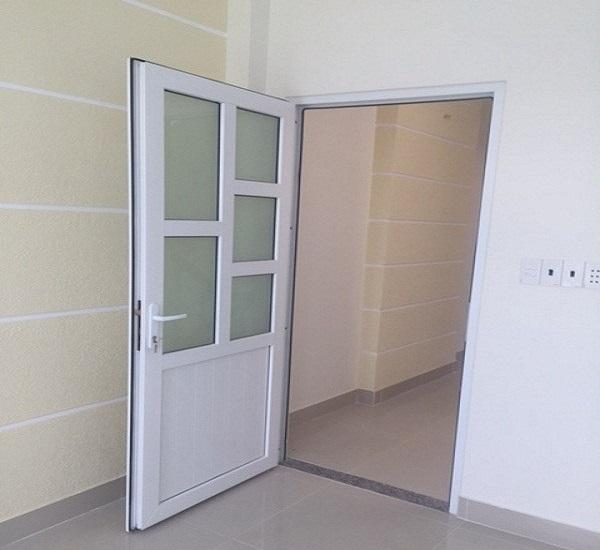 cửa nhôm phòng ngủ
