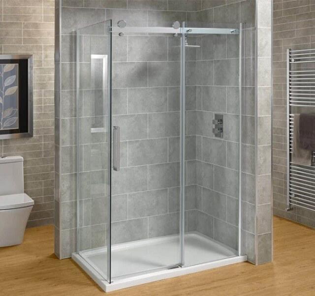 Kích Thước Phòng Tắm Kính 1